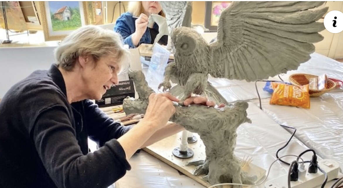 Sculpting Horses Inside Out – Advanced Level